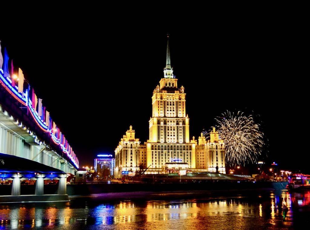 Высотка - гостиница Украина